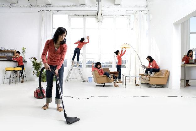"""Muốn nhà cửa luôn gọn gàng, sạch sẽ đừng quên """"bí quyết vàng"""" sau đây"""