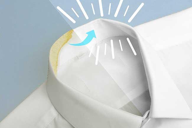 Tổng hợp những cách tẩy vết ố vàng trên áo trắng